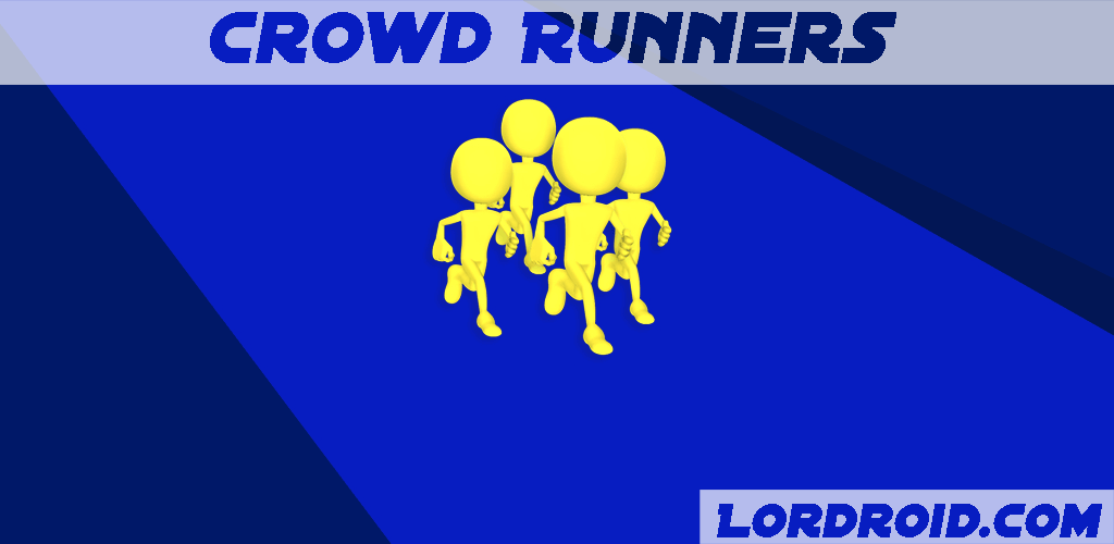 Crowd Runners Cover