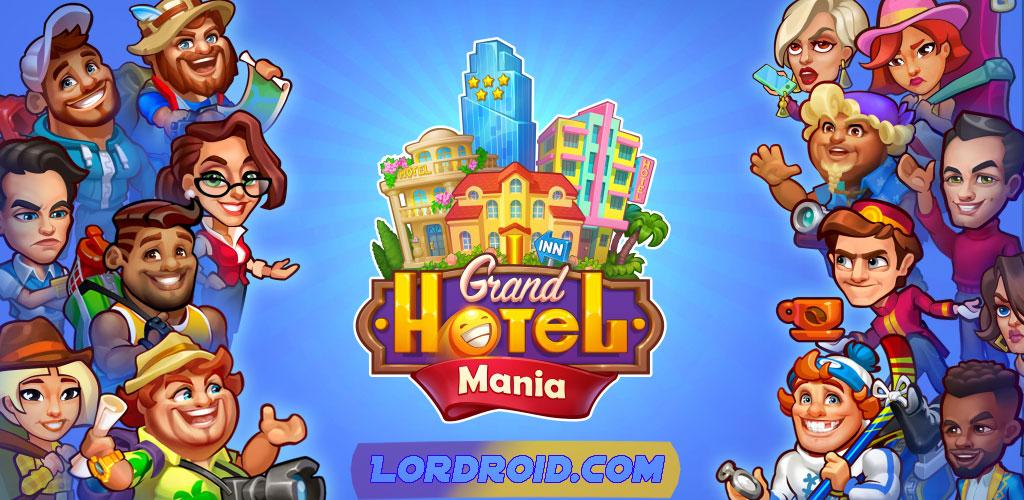 Grand Hotel Mania Cover