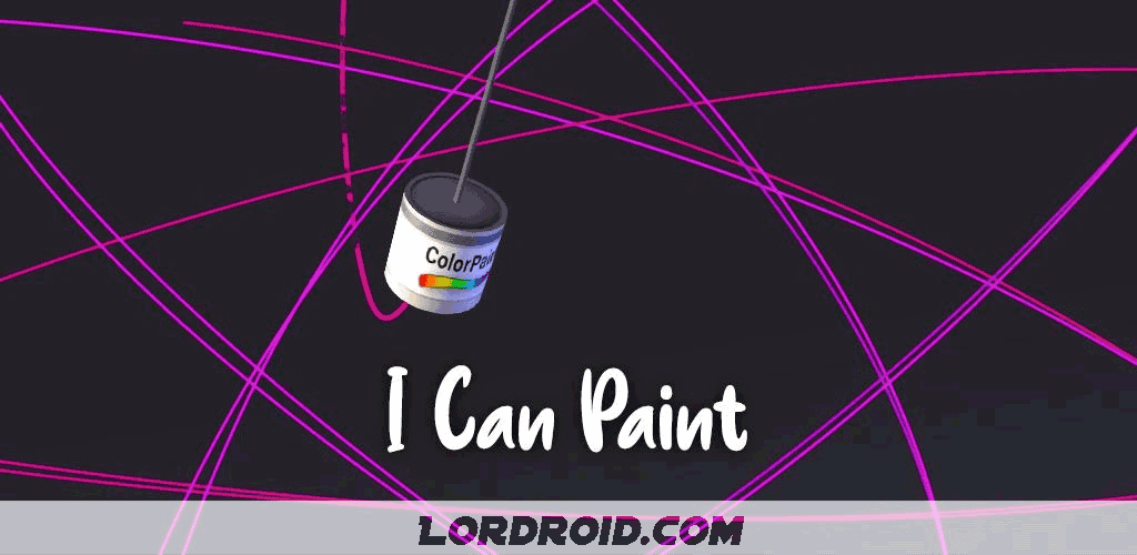 I Can Paint Cover