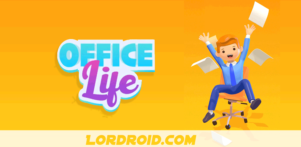 Office Life 3D Cover