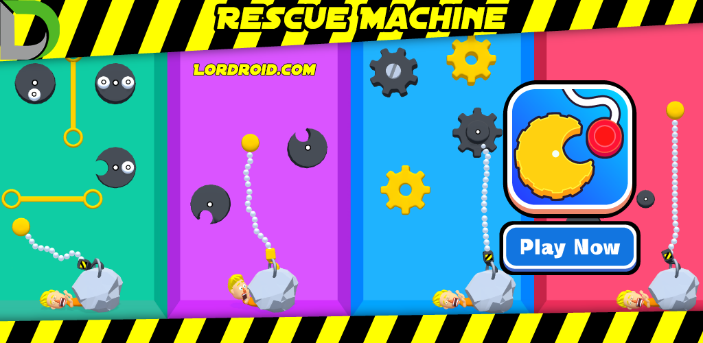 Rescue Machine Android Game