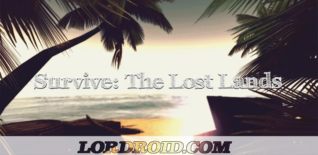 Cover Survive The Lost Lands