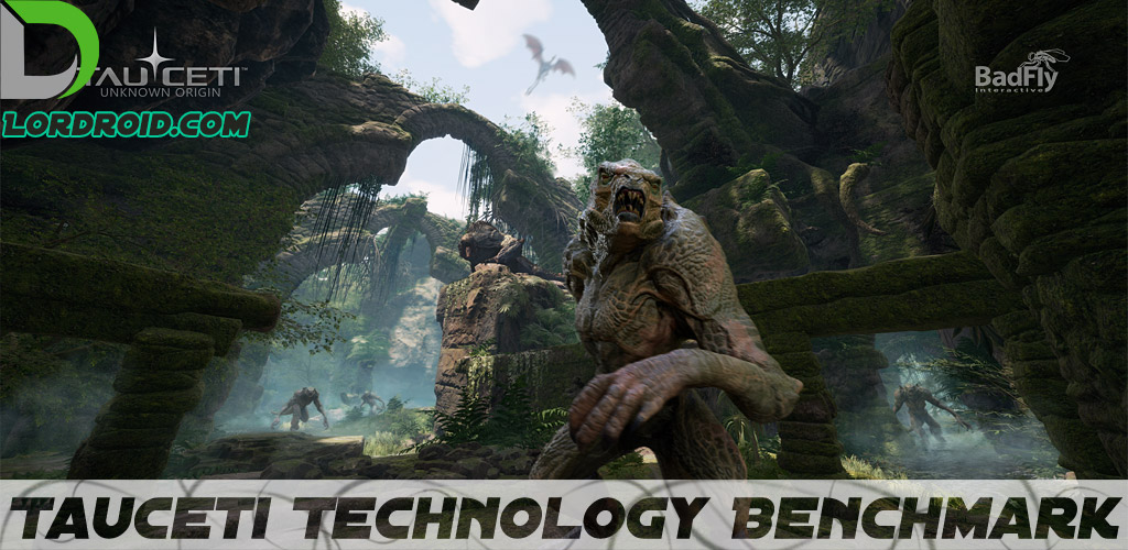 Cover: TauCeti Technology Benchmark