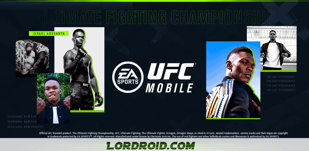 UFC Beta Cover
