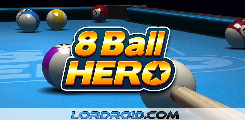8 Ball Hero Cover
