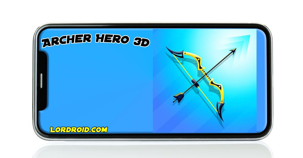 Archer Hero 3D Cover