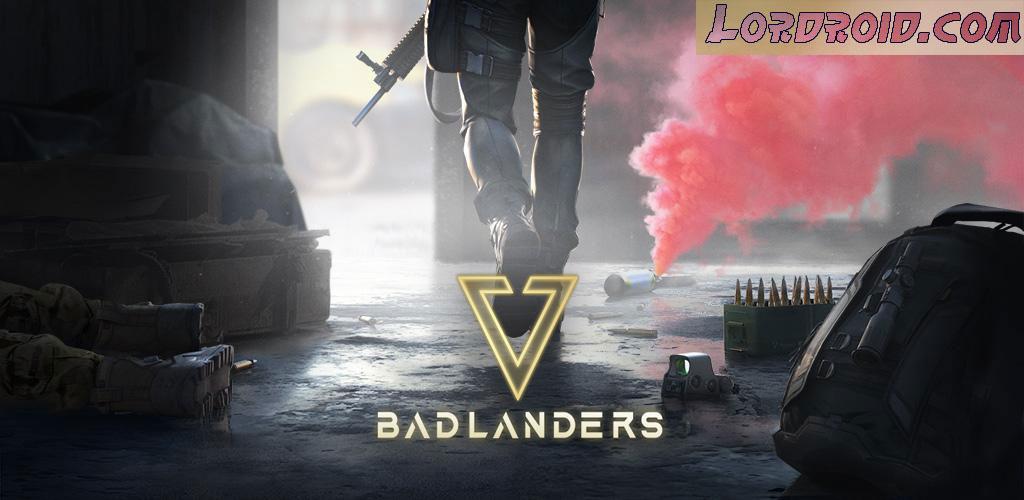 Badlanders Cover