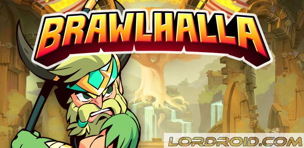 Brawlhalla Cover