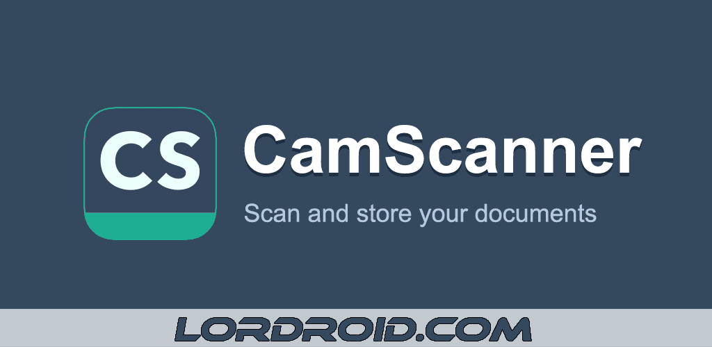 CamScanner Cover