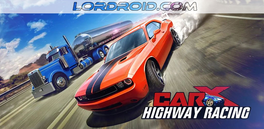 CarX Highway Racing Cover