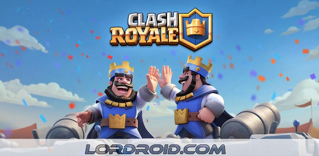 Clash Royale Cover