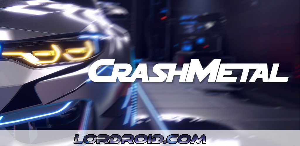 CrashMetal Cover