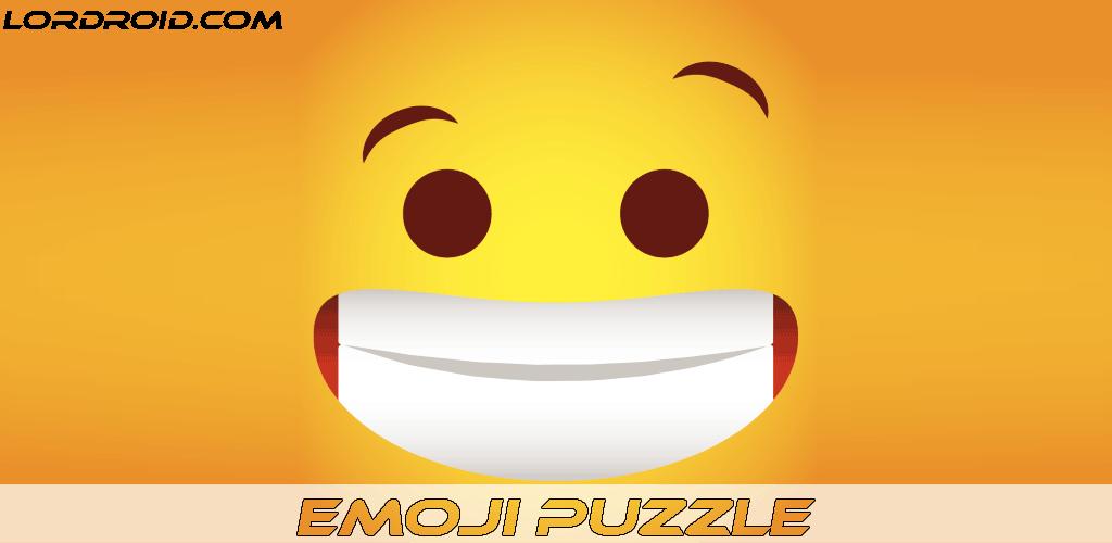 Emoji Puzzle Cover