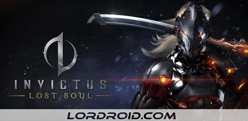 Invictus Lost Soul Cover