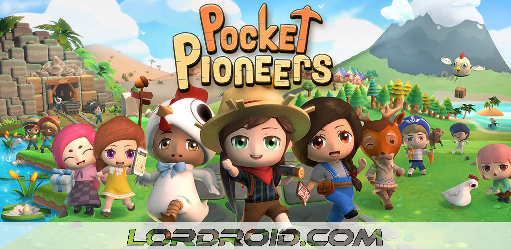 Pocket Pioneers Cover