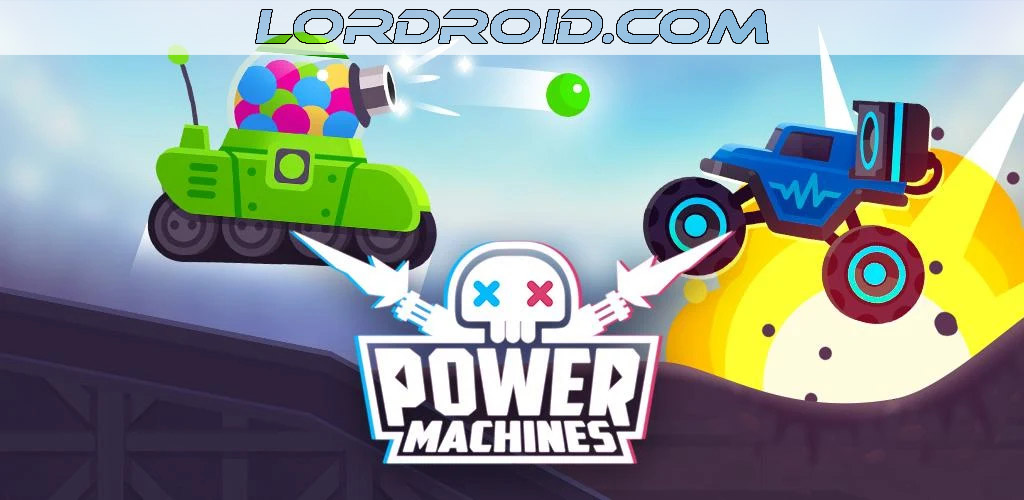 Power Machines Cover