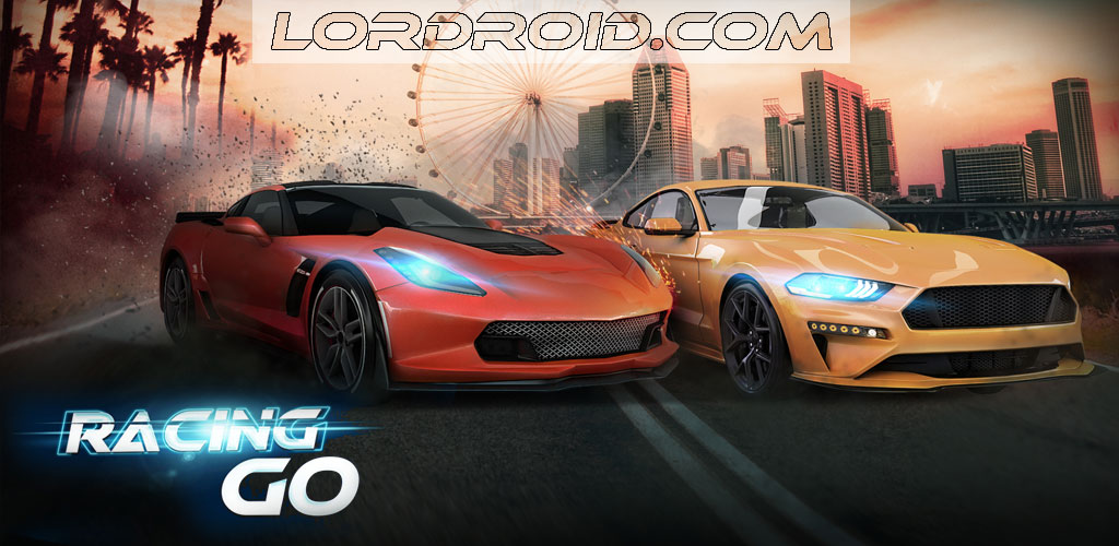 Racing Go Cover