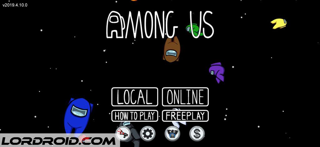آموزش اجرای آنلاین بازی Among Us
