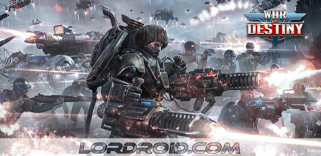 War of Destiny Cover