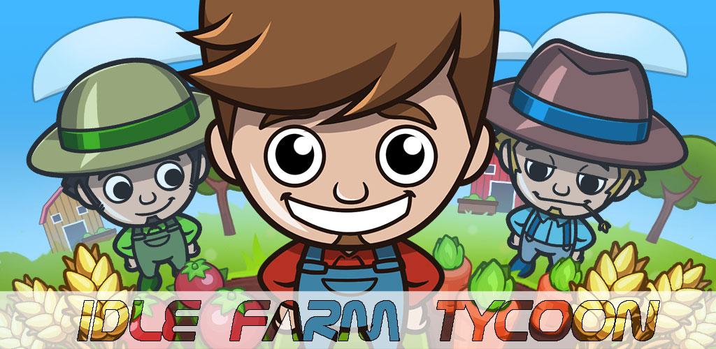Idle Farm Tycoon Cover