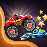 دانلود Drive Ahead - بازی برو جلو! برای اندروید + مود