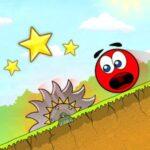دانلود Red Ball 3 Jump for Love - بازی توپ قرمز 3 اندروید