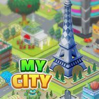 دانلود My City - بازی شبیه سازی شهر من برای اندروید + مود