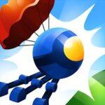 دانلود Rolly Legs 2.9.8 - بازی آرکید پاهای رولی برای اندروید + مود