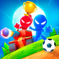 دانلود Stickman Party 1 2 3 4 Player - بازی مهمانی استیکمن اندروید + مود