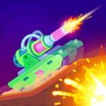 دانلود Tank Stars - بازی ستاره های تانک برای اندروید + مود
