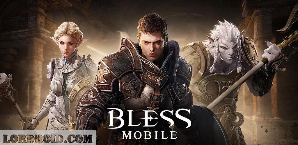 دانلود BLESS MOBILE - بازی برکت موبایل اندروید