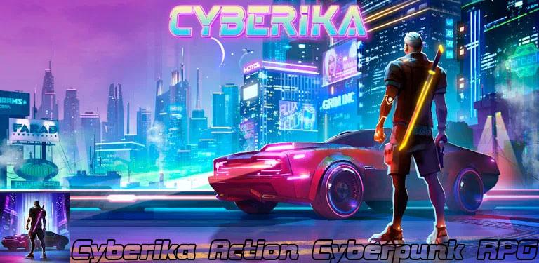 دانلود Cyberika - بازی سایبریکا اندروید