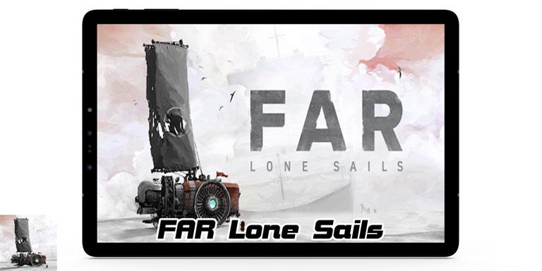 دانلود FAR Lone Sails - بازی دور: بادبان تنها اندروید