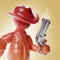 دانلود Gumslinger - بازی جالب دزد مسلح برای اندروید + مود