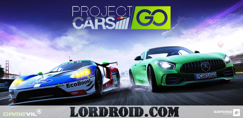 دانلود بازی Project CARS GO - پروژه اتومبیل ها اندروید