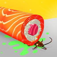 دانلود Sushi Roll 3D - بازی سوشی رول اندروید + مود