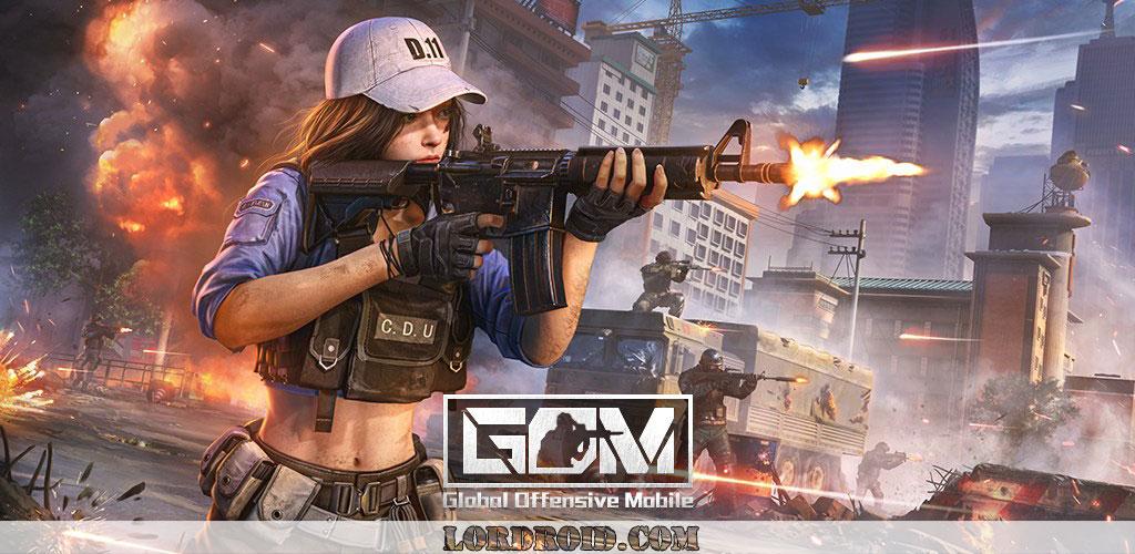 دانلود Global Offensive Mobile - بازی حمله جهانی موبایل اندروید