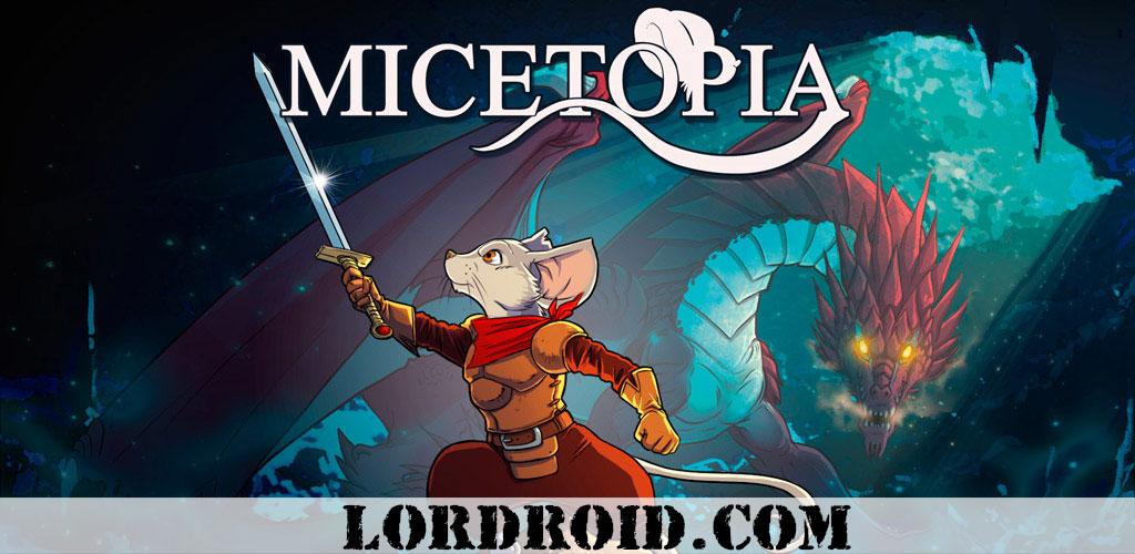 دانلود Micetopia - بازی مناظر موش اندروید