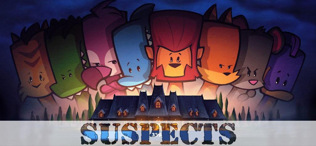 دانلود Suspects - بازی مظنونین اندروید