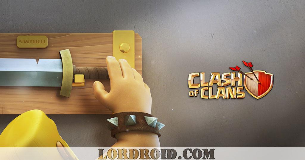 دانلود Clash of Clans - بازی کلش اف کلنز اندروید + مود