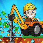 دانلود Idle Miner Tycoon - بازی سرمایه دار معدن تنبل برای اندروید + مود