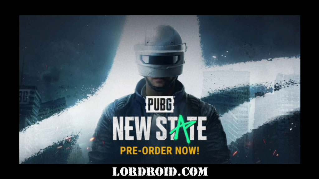 PUBG NEW STATE Cover