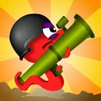 دانلود Annelids: Online battle - بازی نبرد آنلاین کرم خاکی اندروید + مود