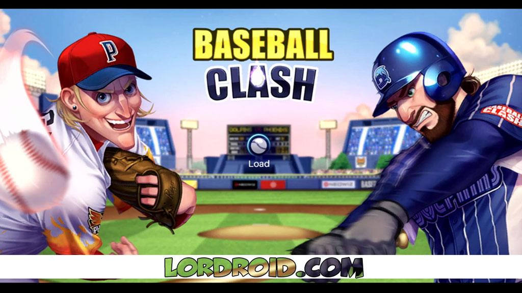 دانلود بازی بیس بال کلش اندروید - Baseball Clash