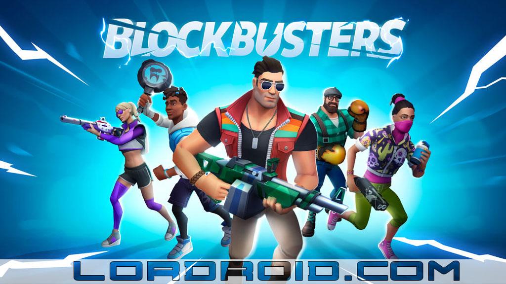 دانلود بازی بلوک شلوغ اندروید - Blockbusters