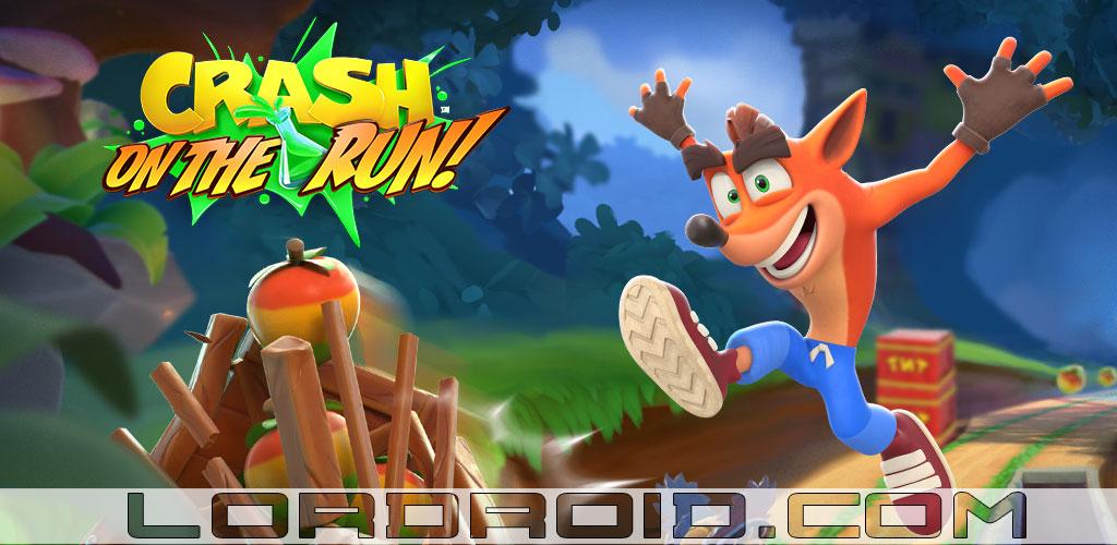 دانلود بازی کراش باندیکوت اندروید - Crash Bandicoot
