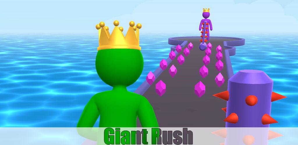 دانلود بازی Giant Rush اندروید