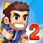 Jetpack Joyride 2 - دانلود بازی جت پک سرگردان 2 اندروید + مود