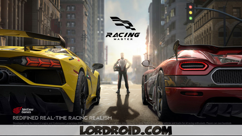 دانلود بازی استاد مسابقه اندروید - Racing Master