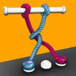 دانلود Tangle Master 3D - بازی استاد ژولیدن اندروید + مود